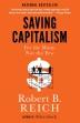 [����]Saving Capitalism