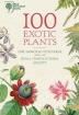 [보유]100 Exotic Plants from the RHS (Rhs Postcards)