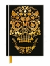 Gold Sugar Skull (Foiled Journal)