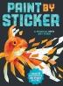 [보유]Paint by Sticker (스티커 아트북 - 명화)