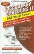 [보유]Vocabulary Cartoons II, SAT Word Power