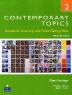 Contemporary Topics 2 (Student Book)