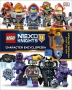 [보유]LEGO NEXO KNIGHTS Character Encyclopedia