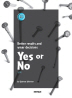 Yes or No(선택)(단추 시리즈)