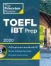 [보유]Princeton Review TOEFL IBT Prep with Audio CD, 2020