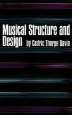 [보유]Musical Structure and Design [ Revised edition ](paperback)