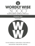 Wordly Wise 3000: Book 4 Answer Key (4/E)(Paperback)