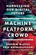 Machine, Platform, Crowd(Hardcover)