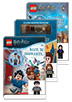 Lego Harry Potter Handbook +  Minifigure 3종 세트 ( Harry Potter + Hermione + Snape )