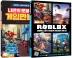 나만의 로블록스 게임 만들기 + 로블록스 공식 가이드북 어드벤처 게임 편 세트(전2권)