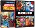 나만의 로블록스 게임 만들기 + 로블록스 공식 가이드북 배틀 게임 편 세트(전2권)