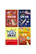 [아울북] 아울북 과학 시리즈 생물 4권 세트 (전 4권)