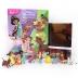 [보유]Disney Princess Beginnings My Busy Books 디즈니 프린세스 비기닝 아기 공주 비지북