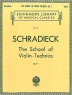 [보유]School of Violin Technics - Book 1