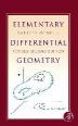 [보유]Elementary Differential Geometry: Rivised