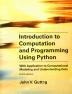 [보유]Introduction to Computation and Programming Using Python