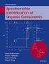 [보유]The Spectrometric Identification of Organic Compounds