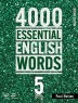 4000 Essential English Words. 5