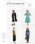소잉 하루에 Vol. 26: 네 가지 스타일의 핸드메이드 여성복