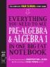 [보유]Everything You Need to Ace Pre-Algebra and Algebra I in One Big Fat Notebook