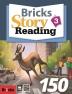 Bricks Story Reading 150 . 3(SB+WB)(CD1장포함)