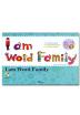 I AM WORD FAMILY BOOK. 1(CD1장포함)