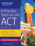 KAP 8 ACT PRACTICE TESTS 2ND