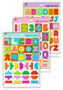 말랑 쏙쏙 자석 : 한글 + 숫자 + 알파벳 세트
