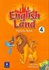 [보유]English Land 4. (Activity Book)