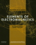 [보유]Elements of Electromagnetics