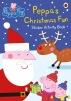 [보유]Peppa Pig: Peppa's Christmas Fun Sticker Activity Book