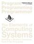 밑바닥부터 만드는 컴퓨팅 시스템(Program, Programming, Programmer 10)