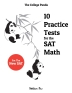 [보유]The College Panda's 10 Practice Tests for the SAT Math