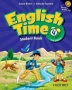 [보유]English Time. 4  (Student Book)(CD1장 포함)
