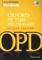 [보유]OXFORD PICTURE DICTIONARY: HIGH BEGINNING WORKBOOK