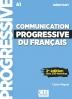 [보유]Communication progressive du francais - Niveau debutant - Livre + CD