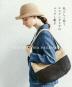 [보유]私らしく裝う,エコアンダリヤのバッグと帽子