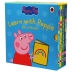 Learn With Peppa Pig (4권 박스세트)
