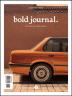 볼드 저널(Bold Journal) Issue No. 6: Vehicle