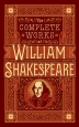 [보유]The Complete Works of William Shakespeare (Barnes & Noble Leatherbound Classic Collection)