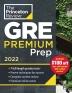 [보유]Princeton Review GRE Premium Prep, (2022)(Paperback)(Paperback)