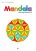 만다라(Mandala). 2: 반짝반짝 뾰족뾰족(Coloring Activity 21)