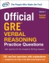 [보유]Official GRE Verbal Reasoning Practice Questions, Second Edition
