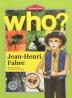 JEAN JENRI FABRE(장 앙리 파브르)(영문판)(WHO)(CD1장포함)(BIOGRAPHY COMIC 20)