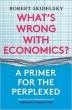 [보유]What's Wrong with Economics?