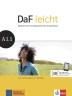 [보유]DaF leicht A1.1. Kurs- und Ubungsbuch mit DVD-ROM
