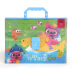 핑크퐁 가방퍼즐: 상어가족(퍼즐)