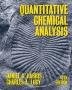 [보유]Quantitative Chemical Analysis