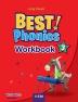 [보유]Best Phonics 3: Long Vowels (Workbook)