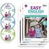 Easy English 초급 영어회화(6.7.8월)(2018)(EBS FM 라디오)(CD3장포함)(전3권)